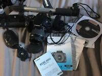 REDUCED!! Canon 400D with accessories