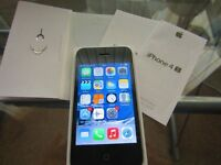 iPhone 4s 32GB Unlocked, Boxed, Apple Installed Battery with Receipt