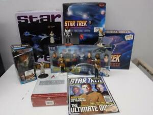 TREKKIES! Come complete your Star Trek collection at Cash Pawn! We Buy and Sell Vintage Collectibles
