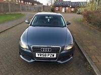 AUDI A4 170BHP, BEAUTIFUL EXAMPLE, BARGAIN!!