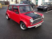 Classic Mini 12 months mot drive away..
