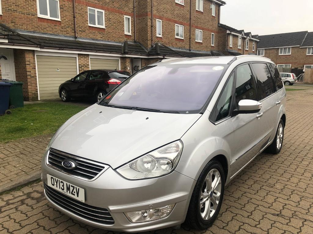 2013 ford galaxy titanium tdci auto in east finchley london gumtree. Black Bedroom Furniture Sets. Home Design Ideas