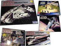 amt ertl Star Wars model kits