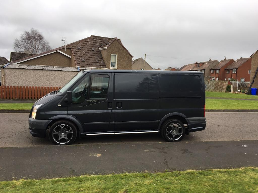ford transit sport 140 sea grey poss px or swap in stirling gumtree. Black Bedroom Furniture Sets. Home Design Ideas