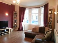 FULLY FURNISHED 2 BED FLAT TO RENT IN DENNISTOUN
