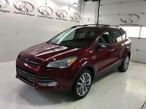 2014 Ford Escape SE / LEATHER / NAVI / 19 CHROME RIMS