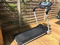 Rx sport flat folding treadmill