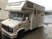 Talbot camper van