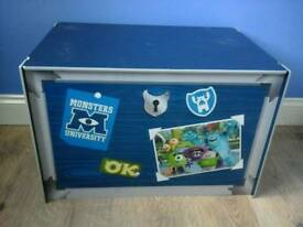 Monsters inc toybox