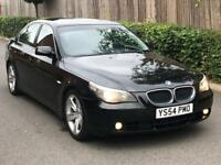 BMW 530d 3.0 Disel Black