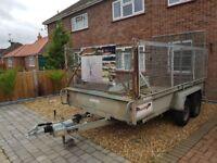 12ftx6ft heavy duty trailer