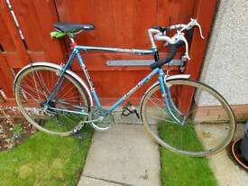Classic Raleigh Arena Racer Bike