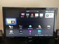 Samsung 24 inch monitor 1920x1080 and smart tv