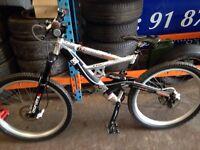 Saracen Hazzard Pro Bike