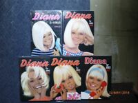 Various Diana Annuals for Girls.