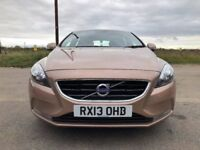 Volvo V40 2.0 D4 SE 5dr (start/stop)£7,995 p/x welcome TOP OF THE RANGE,SAT NAV