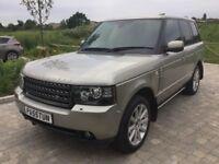Range Rover vougue 4.4 Diesel 2012 only £15800
