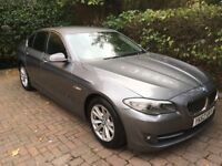 2012(62reg) Bmw 520d automatic 117000 miles PCO license ready