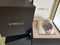 Tag heur formula 1 watch in mint condition