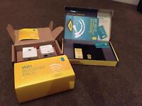 WiFi Booster Pack and Router £35