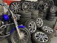"""17"""" inch genuine Mercedes Benz alloys wheels 5x112 e c class Vito viano amg t4 t3 Vw"""