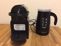 Nespresso Inissa and Dualit milk frother- perfect working order- Moving Sale