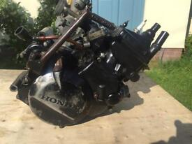 Mtx 125 r 1993 engine came from running