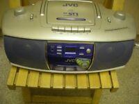 JVC portable stereo