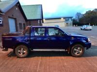 2006 navara 2.5 diesel