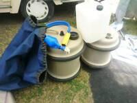 Aqua roll x2 whale submersible water pump
