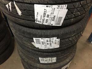 245/65/17 Toyo Open Country *Allseason Tires*