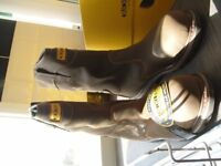 Buckler B701SMWP Steel Toe & Midsole Work Boot Size UK 10 / EUR 44