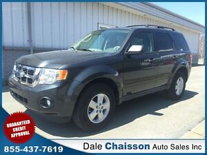 2009 Ford Escape XLT V6, 4x4