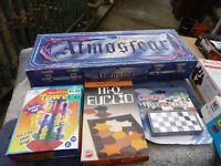 Selection Job Lot Bulk Collection Carboot Various games