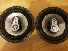 FLI coax speakers