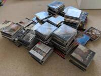 Collection of CDs - popular and classical music