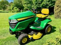 "John Deere X370 Ride On Mower - NEW - Lawnmower - 42"" Mulch Deck / Countax/Kubota/Westwood"