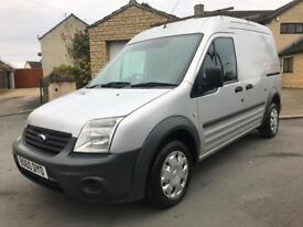 Only 91K Miles, NOVAT 11 (60) Ford Transit Connect LWB T230 90BHP, 1.8TDCI, Ply-Lined, 2 Owners