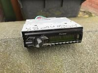 pioneer aux usb radio player for sale ( vibe fusion alpine kenwood jvc