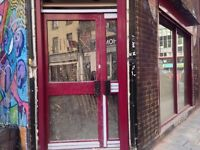 Ground Floor & Basement To Let | Aldgate East
