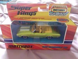 Classic Super Kings Oldsmobile 442