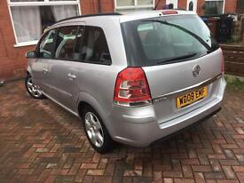 2008 VAUXHALL ZAFIRA 1.9 CDTI CHEAPEST IN THE COUNTRY