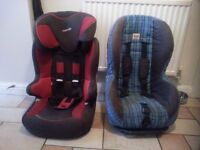 Two Child Car Seats - FREE