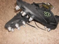 size 7 football / rugby boots