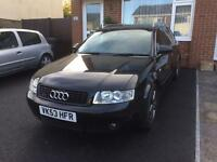 Audi A4 Avant 1.8T sport 190 no expense spared!