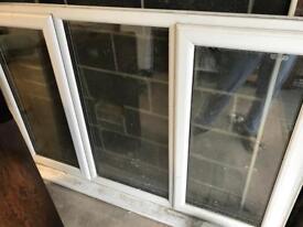 Double glazed window VEKA