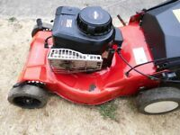 sovereign self propelled mower