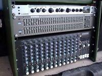 Samson MPL 1204 mixer