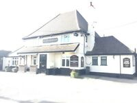 Chef/Cook required for independent pub near Orsett