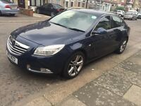 Vauxhall insignia cdti Sri diesel. 2011 model, low miles 61000, Pco uber ready